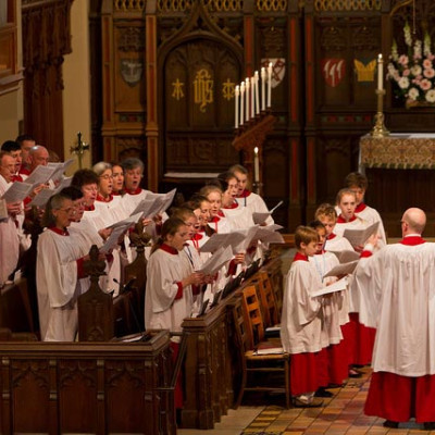 Christ Church Choirs sing