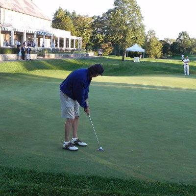 Christ Church Seabury Classic Putting Contest