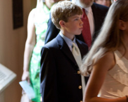 Christ Church Confirmation Procession, photo by Joanne Bouknight