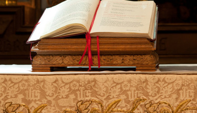Christ Church Gospel, photo by Joanne Bouknight
