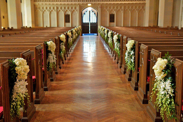 outdoor ceremony aisle decorations Archives - Weddings ...