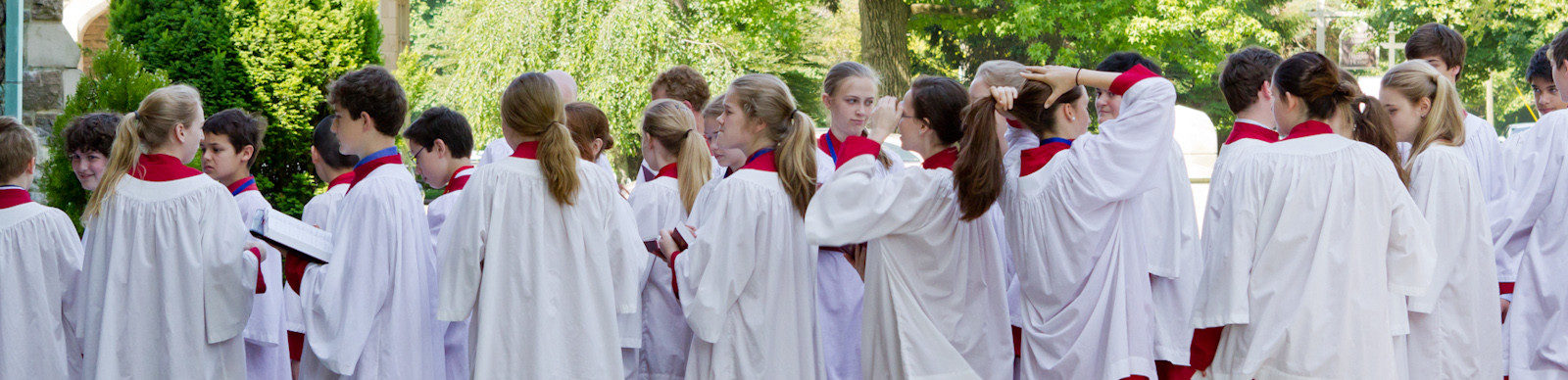 Choir Recognition Sunday