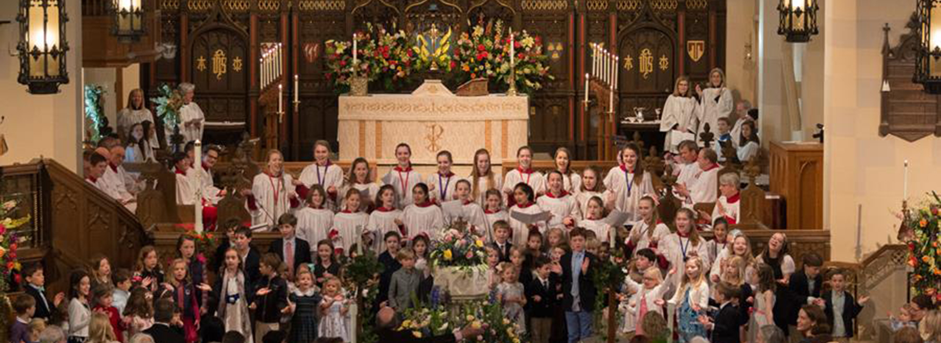 Easter Day Worship 2015 banner