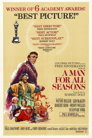 an analysis of the movie a man for all seasons Hey folks this tuesday we are going to watch fred zinnemann's a man for all seasons at the faculty make sure you join us the movie is a biographical drama based on the play with the same name by robert bolt.