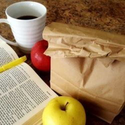 brown bag bible study
