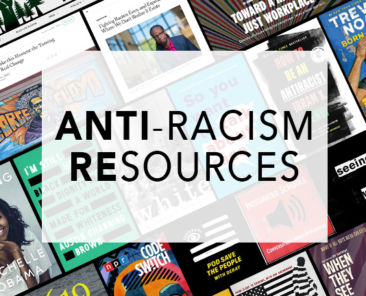 Anti-Racism Resources