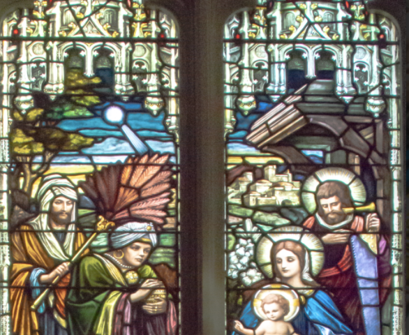 Epiphany or the Adoration of the MAGI